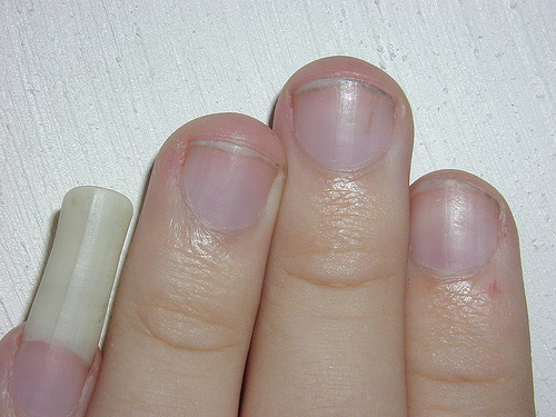 why do people grow out their pinky nail