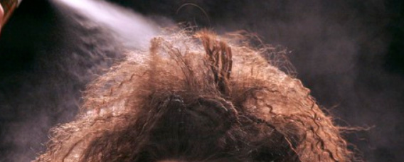humidity effect on hair