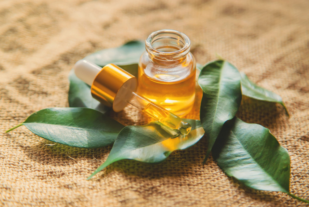 is tea tree oil safe for color treated hair