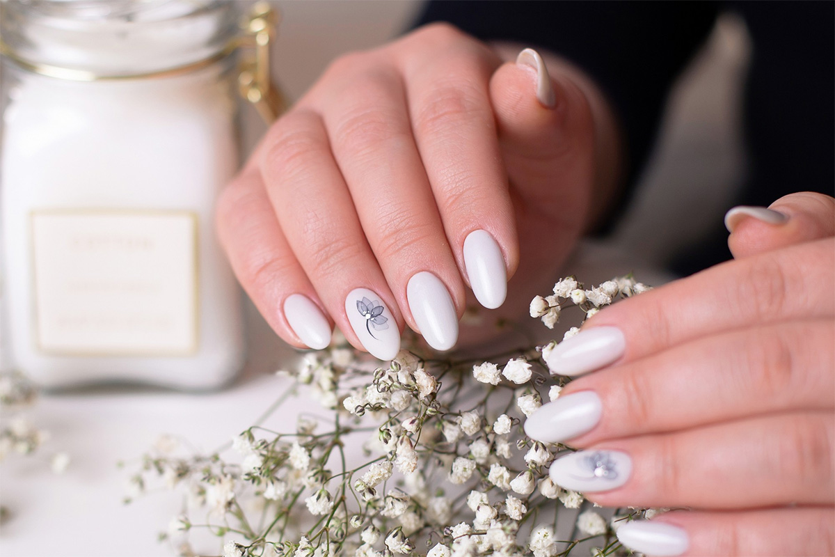 nail art trends in spring