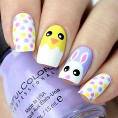 easter nail designs-7