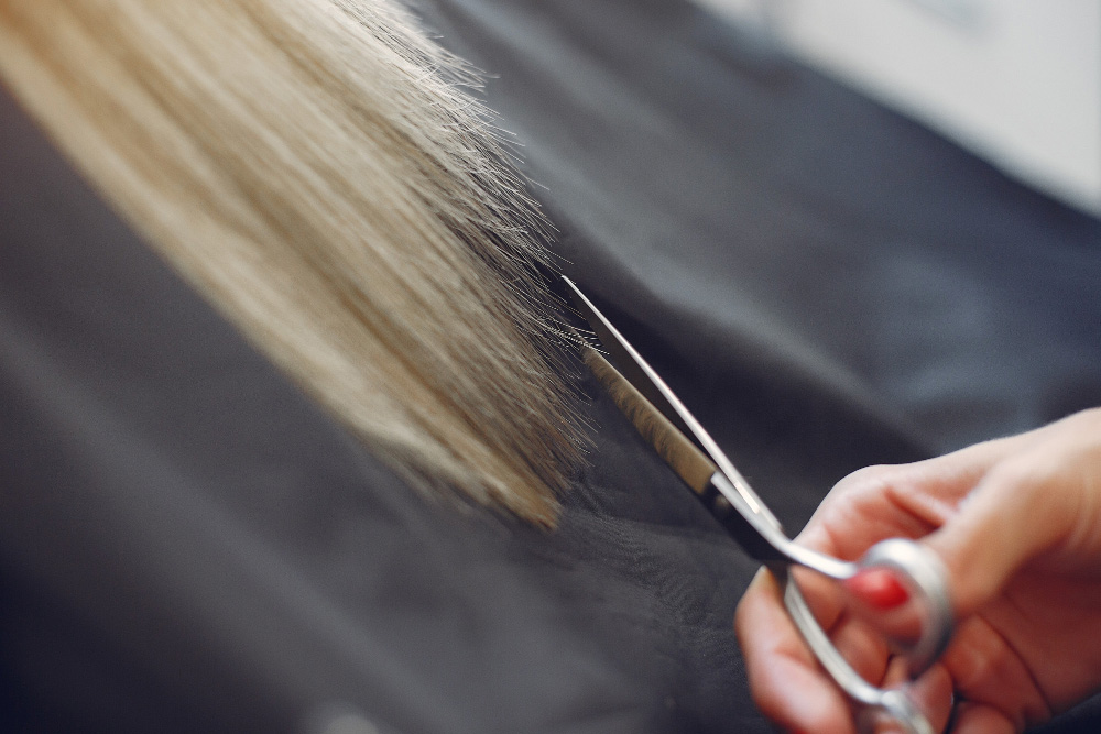 how often to trim relaxed hair