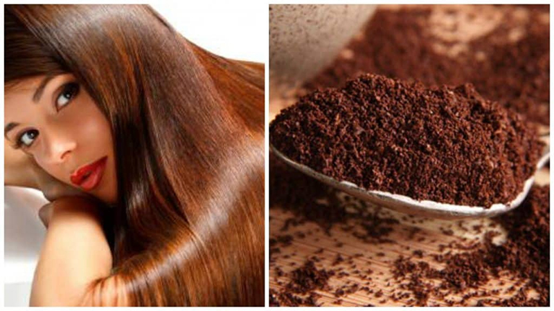 make your natural dye using coffee