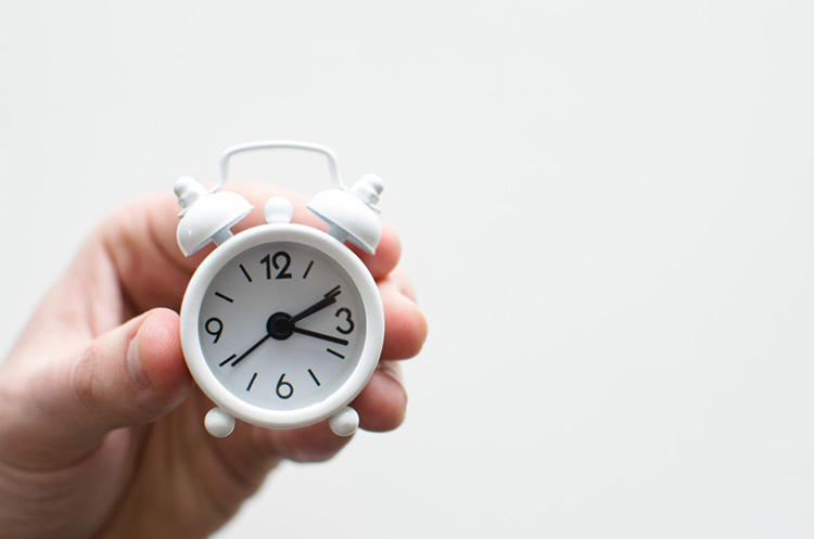 use a timer to keep track of time