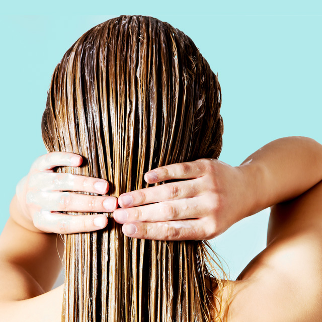 deep conditioning your hair