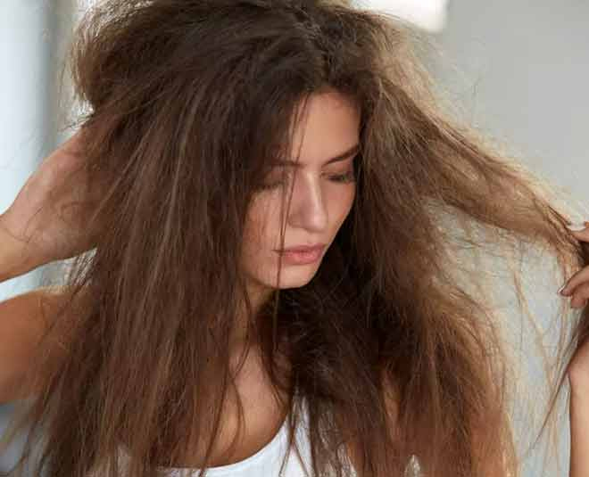hair so tangled after sleeping