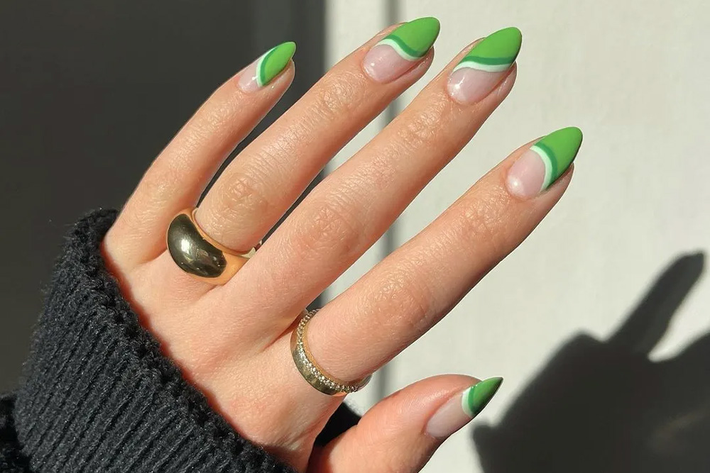 nail art designs for spring